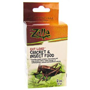 Zilla Gut Load Cricket and Insect Food: 2 oz #70025 - Cricket and Insects Food Best Price