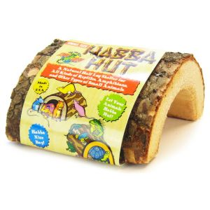 Zoo Med Habba Hut: Small #HHS - Reptile Caves and Huts Best Price