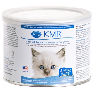 PetAg KMR Milk Powder Replacer for Kittens: 6 oz