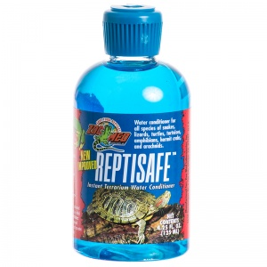 Zoo Med Reptisafe Water Conditioner: 4.25 oz #WC4 - Reptile Water Treatments Best Price