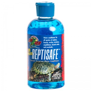 Zoo Med Reptisafe Water Conditioner: 8.75 oz #WC8 - Reptile Water Treatments Best Price