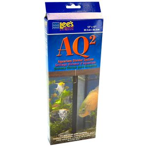 Lees AQ2 Aquarium Divider System: 15-20 Gallon - (11.25 x 11.375) #10605 - Fish Breeding Tanks Best Price