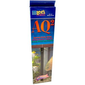 Lees AQ2 Aquarium Divider System: 40 to 60 Gallon - (15.25 x 15.25) #10620 - Fish Breeding Tanks Best Price