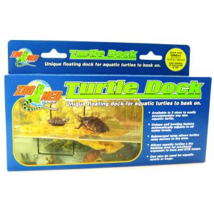Zoo Med Turtle Dock: Small - 5 in. x 11.25 in. - 10 gallon #TD10 - Reptile Basking Platforms Best Price