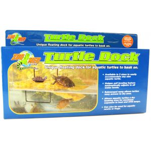 Zoo Med Turtle Dock: Medium - 7 in. x 15.5 in. - 15 gallon #TD20 - Reptile Basking Platforms Best Price