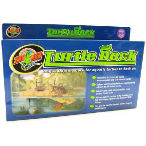 Zoo Med Turtle Dock: Large - 9 in. x 18 in. - 40 gallon #TD30 - Reptile Basking Platforms Best Price