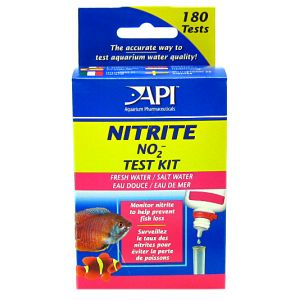 Aquarium Pharmaceuticals Nitrite NO2 Test Kit: Nitrite Test Kit Fresh Water #26 - Aquarium Saltwater Test Kits Best Price