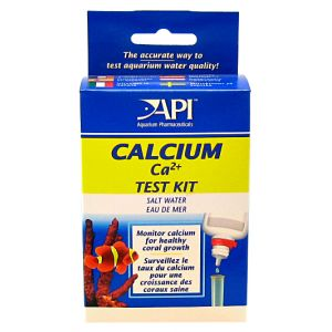 Aquarium Pharmaceuticals Calcium Test Kit Liquid #69L - Aquarium Saltwater Test Kits Best Price