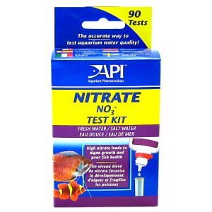 Aquarium Pharmaceuticals Nitrate Test Kit Fresh And Salt Water #LR1800 - Aquarium Saltwater Test Kits Best Price