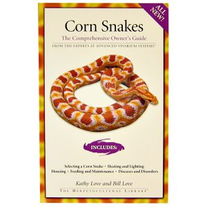 AVS Books Corn Snake Comphrensive Guide Book