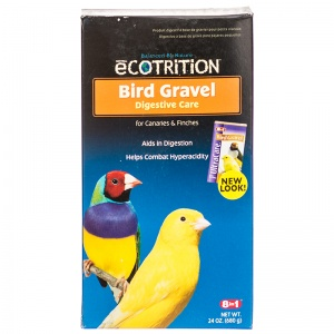 Ultra Care Bird Gravel Platinum for Canaries and Finches - Bird Supplements Best Price