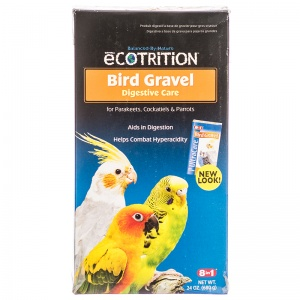 Ultra Care Bird Gravel for Parakeets  Cockatiels and Parrots: 24 oz #A211P - Bird Supplements Best Price