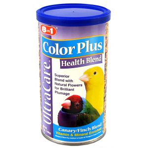 Ultra Care Color Plus Health Blend - Canary / Finch Blend: 7 oz #P-B515 - Canary Food