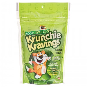 8 in 1 Pet Products Krunchie Kravings Catnip Treats 5oz Best Price