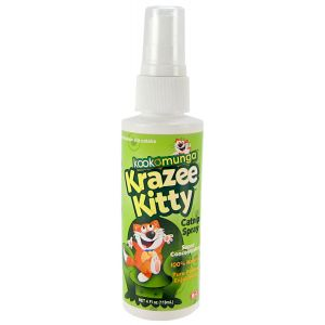8 in 1 Pet Products Krazee Kitty Catnip Spray 4 oz Best Price