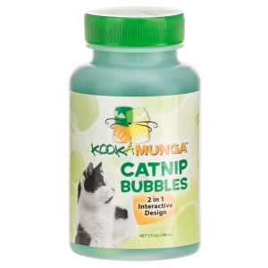 8 in 1 Pet Products Krazee Kitty Catnip Bubbles 4 oz Best Price