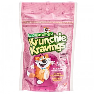 8 in 1 Pet Products Kookamunga Salmon Catnip Treats - 5oz Best Price