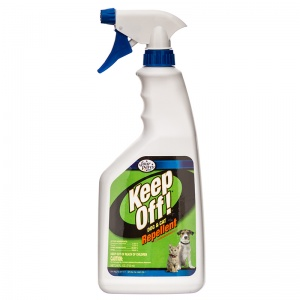 Four Paws Keep Off Outdoor Dog and Cat Repellent 24 oz: Keep Off Outdoor Dog and Cat Repellent 24 oz #16930 - Dog Repellant Best Price
