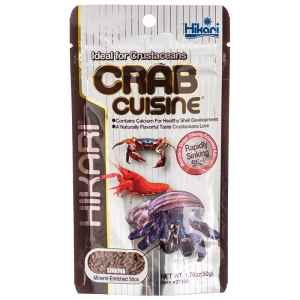 Hikari Crab Cuisine: 50 grams #27309 - Hermit Crab Food Best Price