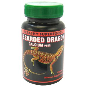 T-Rex Bearded Dragon Calcium Plus - Reptile Food Supplements Best Price