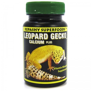 T-Rex Leopard Gecko Calcium Plus Supplement - Reptile Food Supplements Best Price