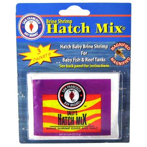 San Francisco Bay Brands Brine Shrimp Hatch Mix - Hermit Crab Food Best Price