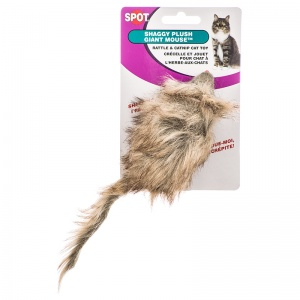 Spotnips Fur Mouse 4.5 - Cat Mice Toys Best Price