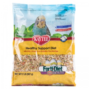 Forti-Diet Egg-Cite! Parakeet Food: 2 lbs #100032232 Best Price