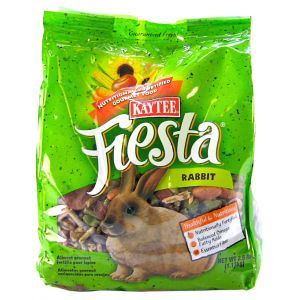 Fiesta Rabbit: 2.5 lbs #100032305 - Rabbit Food Best Price