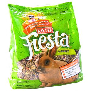 Fiesta Rabbit: 4.5 lbs #100032309 - Rabbit Food Best Price