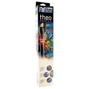 Hydor Theo Shatter-Proof Submersible Heater: 400 Watt - 15.5 Long - (80 - 105 Gallons) #T11502 - Aquarium Heaters Best Price