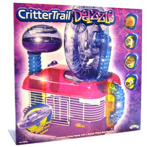 Super Pet Critter Trail Dazzle #60523 - Small Pet Habitats Best Price