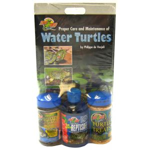 Zoo Med Hatchling Aquatic Turtle Kit - Aquatic Turtle Food Best Price