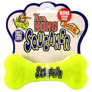 Kong Air Dog Air Kong Bone Squeaker: Small 4.5 #ASB3 - Toss and Fetch Dog Toys Best Price