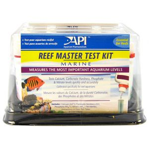 Aquarium Pharmaceuticals Reef Master Test Kit #402M - Aquarium Saltwater Test Kits Best Price