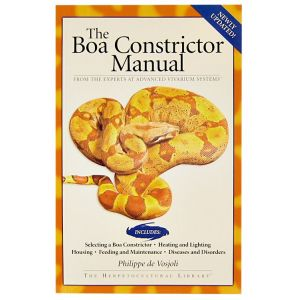 AVS Books Boa Constrictor Manual