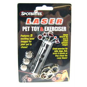 Spotbrites Laser Pet Toy & Exerciser