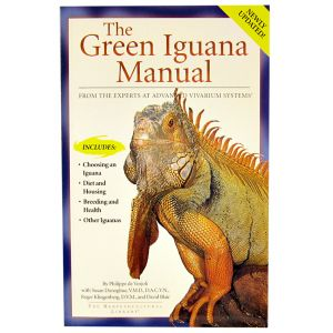 AVS Books Green Iguana Manual
