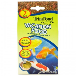 Tetra Pond Pond Vacation Food - Pond Fish Feeders Best Price
