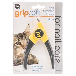 GripSoft Deluxe Cat Nail Trimmer: Deluxe #65040 - Cat Nail Care Best Price