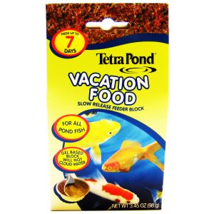 Tetra Pond Pond Vacation Food #16477 - Pond Fish Feeders Best Price