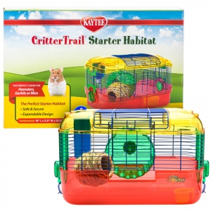 Super Pet Critter Trail Primary Starter Habitat - Small Pet Habitats Best Price