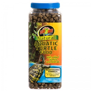Zoo Med Natural Aquatic Turtle Food - Maintenance Formula for Turtle 6 inches and Above: 12 oz #ZM111 Best Price