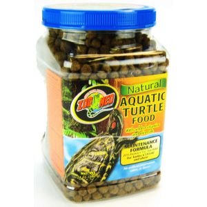 Zoo Med Natural Aquatic Turtle Food - Maintenance Formula for Turtle 6 inches and Above: 24 oz #ZM112 Best Price