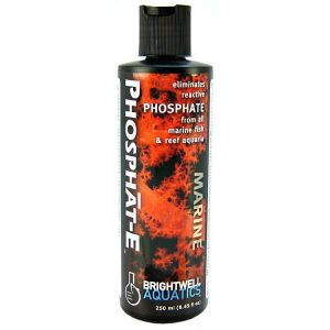 Brightwell Aquatics Phosphat E Liquid Phosphate Remover - Aquarium Filter Phosphate and Silicate Media Best Price