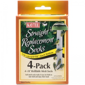Kaytee Finch Station Straight Replacement Socks - Finch and Thistle Feeders Best Price