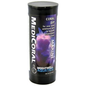 Brightwell Aquatics Medicoral Coral Dip - Coral and Invertebrate Reef Supplements Best Price