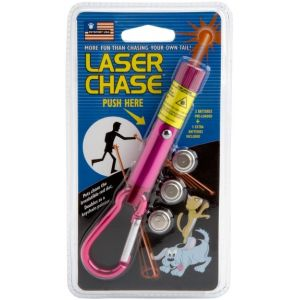 Petsport USA Laser Chase Toy