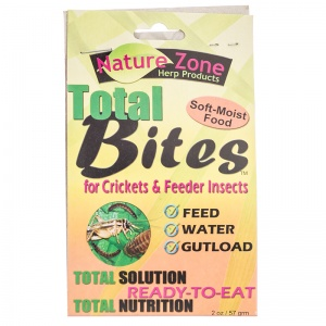 Nature Zone Cricket Total Bites: 2 oz #CTB0-54510 - Cricket and Insects Food Best Price