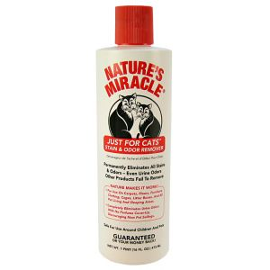 Natures Miracle Just For Cats Stain and Odor Remover: 16 oz #HG-5155 - Stain and Odor Control for Cats Best Price